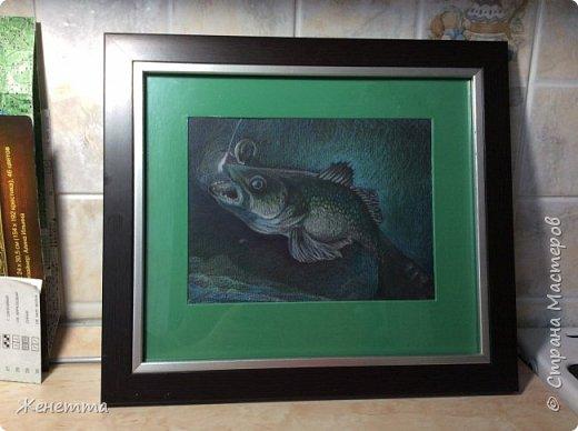 Рыба для рыбака. Я рисую фото 1