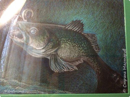 Рыба для рыбака. Я рисую фото 2