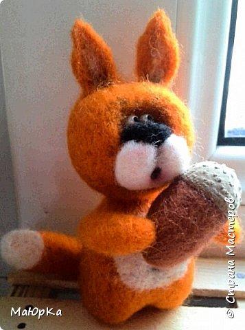 Валяшки-крошки. Рост 6-8 см. фото 7