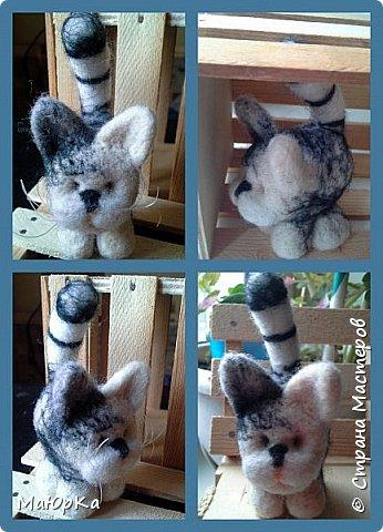 Валяшки-крошки. Рост 6-8 см. фото 6