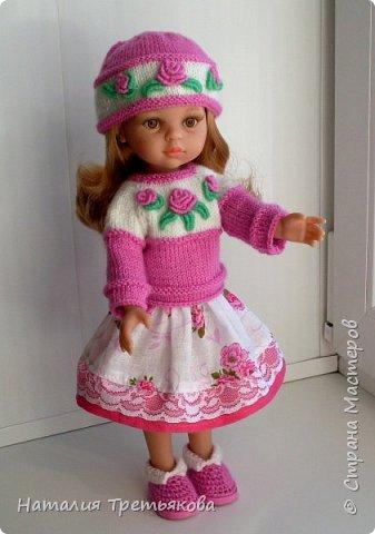 Приветствую всех вас, мои дорогие жители Страны! Решила похвастаться новыми нарядами для моей малышки Дашуни.  фото 1