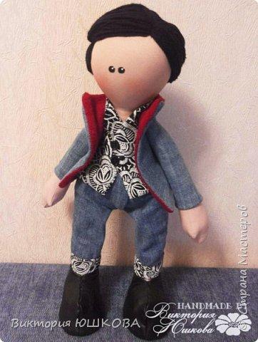 А это мое новое увлечение - текстильные куклы. Я их уже сделала много и в разных стилях и техниках.вот теперь отчет о проделанной работе выкладываю для вас, дорогие жители Страны) В этом блоге куколки большеголовки. фото 5