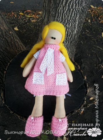 А это мое новое увлечение - текстильные куклы. Я их уже сделала много и в разных стилях и техниках.вот теперь отчет о проделанной работе выкладываю для вас, дорогие жители Страны) В этом блоге куколки большеголовки. фото 11