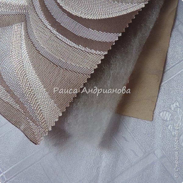 Для вышивки понадобится: атласная лента(ширина 2,5см, 1см),пуговицы или бусинки, нитки. Для клатча понадобится: основная ткань, подкладочная ткань,уплотнитель. фото 11