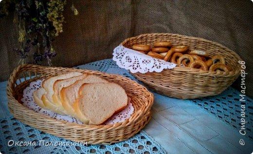 Здравствуйте! Сегодня хлебничка 2 в 1.  фото 2