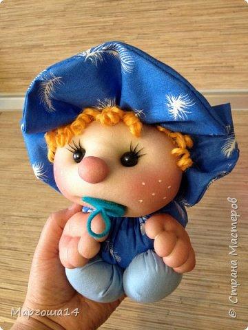 Малыши - отличный подарок на День рождения! Рост куколок 20 см вместе с шапочкой. фото 8