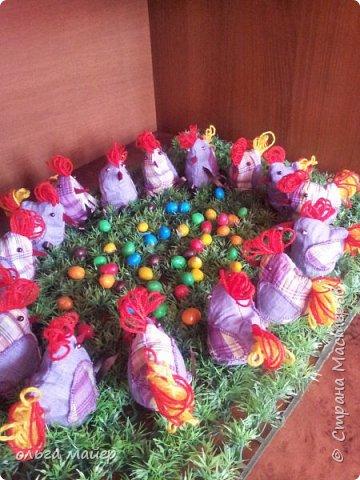 В каждой курочке лежит киндер-сюрприз))) фото 1