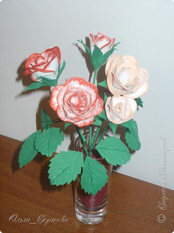 В предчувствии весны хочется побольше цветов в доме. Почему бы не сделать их собственными руками? фото 2