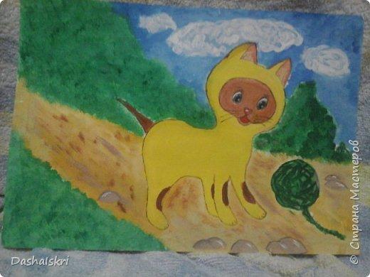 """Привет СМ!  Это моя работа на конкурс """"Точь в точь"""" Мне дали три темы; Верблюд, котенок и мишка. Вот и они! Верблюд нарисован черной и золотой гелевыми ручками. фото 2"""
