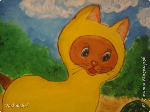 """Привет СМ!  Это моя работа на конкурс """"Точь в точь"""" Мне дали три темы; Верблюд, котенок и мишка. Вот и они! Верблюд нарисован черной и золотой гелевыми ручками. фото 3"""