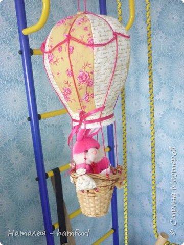 шила воздушный шар для декора детской фото 1