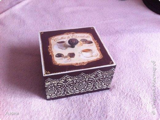 Чайная коробочка фото 1