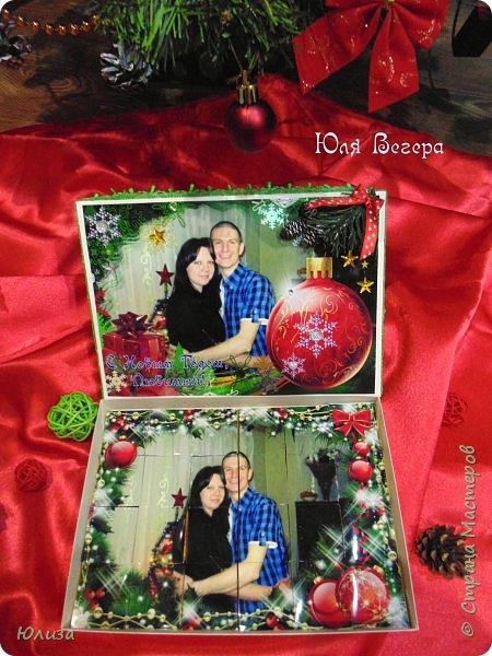 Конфетки -пазлы -отличный подарок на разные праздники)Спасибо всем кто заглянул в гости) фото 10