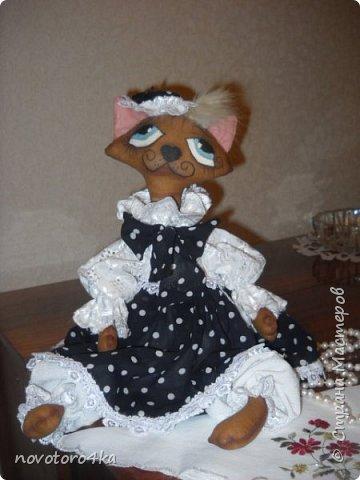 кукла-грелка Дусечка фото 3