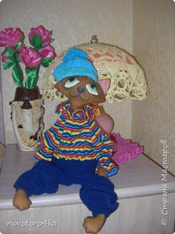 кукла-грелка Дусечка фото 2