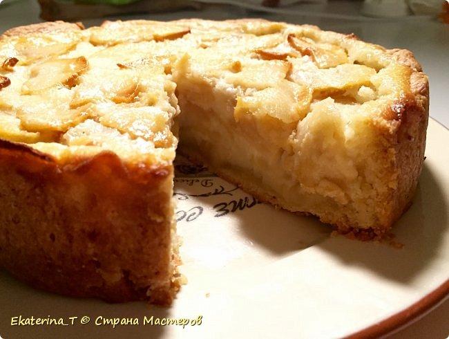Цветаевский яблочный пирог (НЕ!!! шарлотка) фото 3