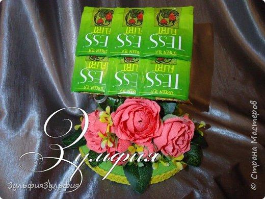 цветочный домик и шкатулочка фото 3
