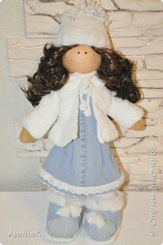 Кукла Алина фото 1