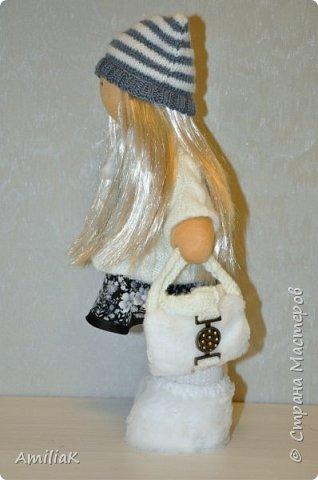 Появилось новое увлечение- создание кукол.Выношу на ваш суд и жду критики. фото 2