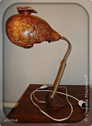 Здравствй СМ.Ещё один светильничек. фото 1