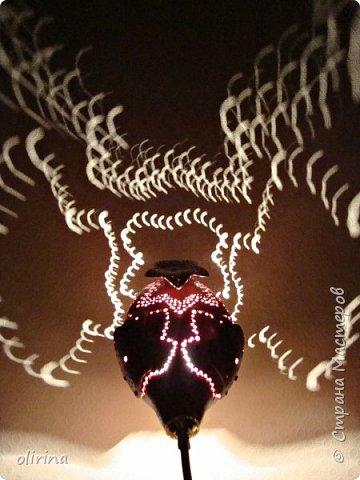 Здравствй СМ.Ещё один светильничек. фото 13