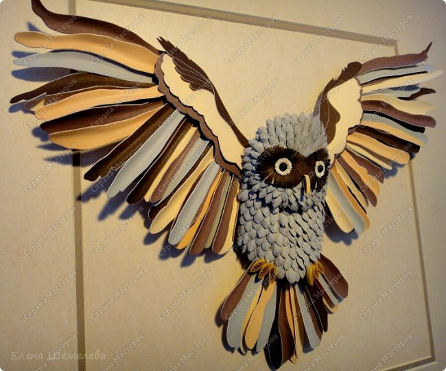 Добрый день, дорогой читатель! В народе сова считается самой умной птицей. Это символ мудрости, олицетворение знаний, человеческого опыта - зрелого мышления, означающий то, что люди не должны ничего предпринимать опрометчиво, а прежде хорошо и спокойно подумать.   фото 4