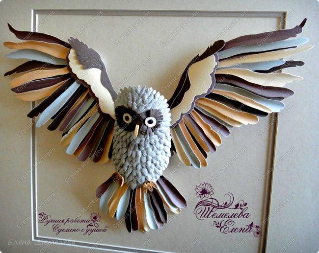 Добрый день, дорогой читатель! В народе сова считается самой умной птицей. Это символ мудрости, олицетворение знаний, человеческого опыта - зрелого мышления, означающий то, что люди не должны ничего предпринимать опрометчиво, а прежде хорошо и спокойно подумать.   фото 6