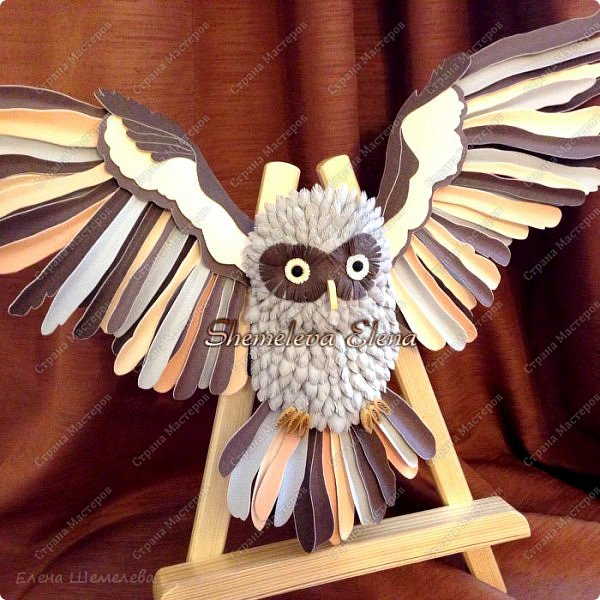 Добрый день, дорогой читатель! В народе сова считается самой умной птицей. Это символ мудрости, олицетворение знаний, человеческого опыта - зрелого мышления, означающий то, что люди не должны ничего предпринимать опрометчиво, а прежде хорошо и спокойно подумать.   фото 2