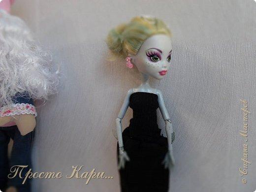 Всем привет!Ох,как давно меня не было в Стране Мастеров....Ладно,начнём!Я так решила,что заводские имена не подходят моим куклам и поэтому их поменяла.Встречайте-это Мелисса! фото 2