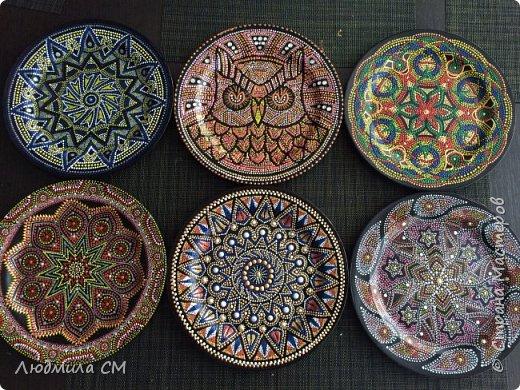 Использованы пластовые одноразовые тарелочки. фото 1
