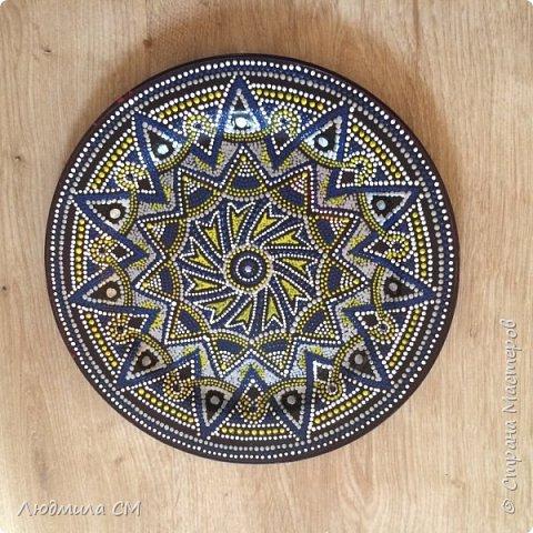 Использованы пластовые одноразовые тарелочки. фото 3
