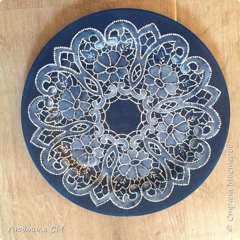 Использованы пластовые одноразовые тарелочки. фото 7
