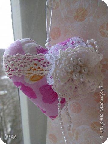 """Здравствуйте дорогие гости! предлагая вашему вниманию валентиночки из ткани!! если в прошлом году они были """"ленивые"""" и склеенные, то в этом году они уже настоящие) сшитые))))) фото 4"""