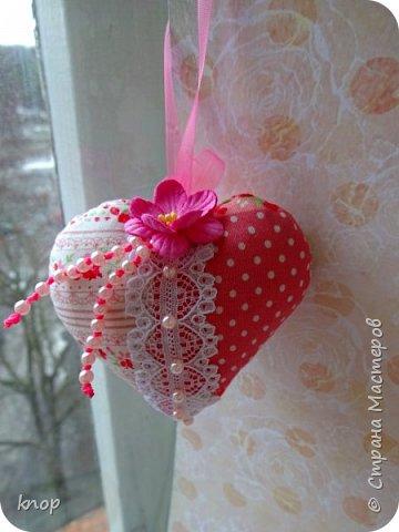 """Здравствуйте дорогие гости! предлагая вашему вниманию валентиночки из ткани!! если в прошлом году они были """"ленивые"""" и склеенные, то в этом году они уже настоящие) сшитые))))) фото 13"""