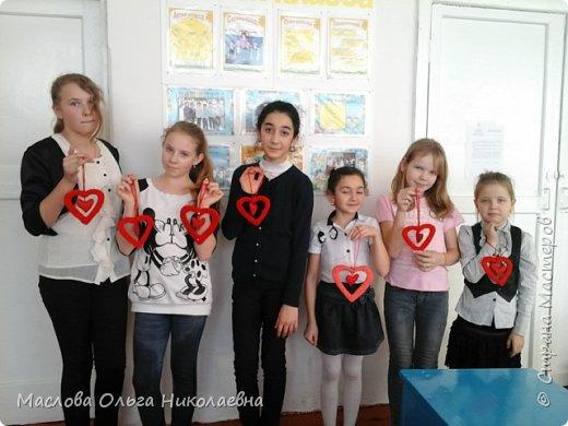 "Открыточка ""Сердечко""  фото 4"