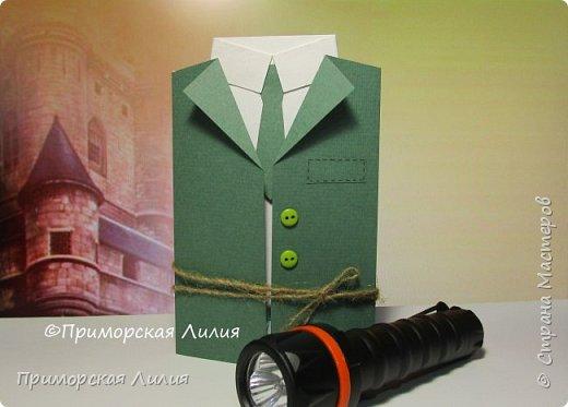 Готовлюсь к мк для детей по открытке нашим защитникам к 23 февраля))) фото 1