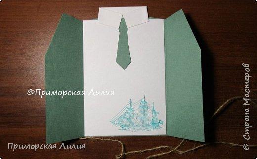 Готовлюсь к мк для детей по открытке нашим защитникам к 23 февраля))) фото 3
