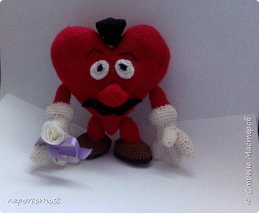 влюбленное сердечко фото 1
