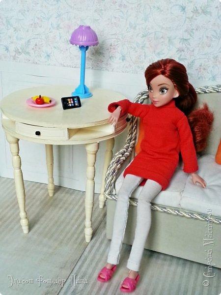 Смотрим продолжение истории о том, что случилось на нашей куклополке перед самым Днем Валентина... фото 2