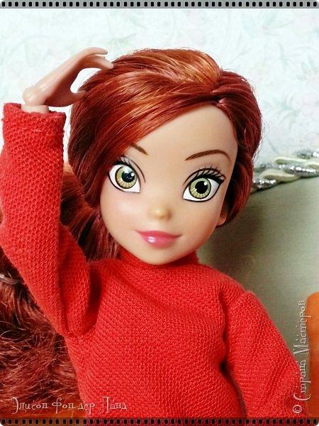 Смотрим продолжение истории о том, что случилось на нашей куклополке перед самым Днем Валентина... фото 11