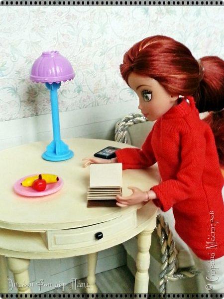 Смотрим продолжение истории о том, что случилось на нашей куклополке перед самым Днем Валентина... фото 13