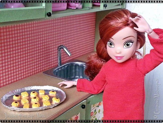 Смотрим продолжение истории о том, что случилось на нашей куклополке перед самым Днем Валентина... фото 15
