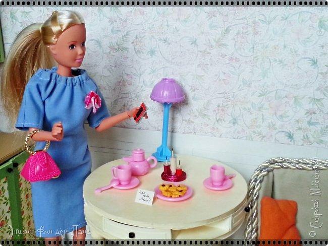 Смотрим продолжение истории о том, что случилось на нашей куклополке перед самым Днем Валентина... фото 17
