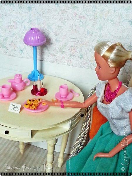 Смотрим продолжение истории о том, что случилось на нашей куклополке перед самым Днем Валентина... фото 20