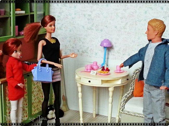 Смотрим продолжение истории о том, что случилось на нашей куклополке перед самым Днем Валентина... фото 26