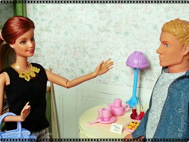 Смотрим продолжение истории о том, что случилось на нашей куклополке перед самым Днем Валентина... фото 28