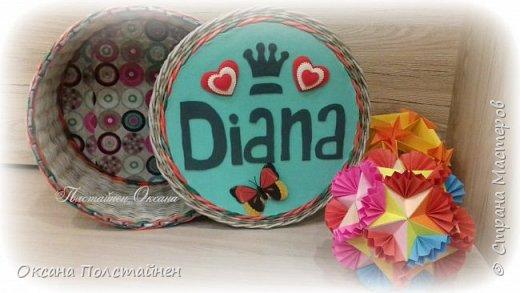 Здравствуйте!  Сегодня я с большой шкатулкой для принцессы!!)) фото 2
