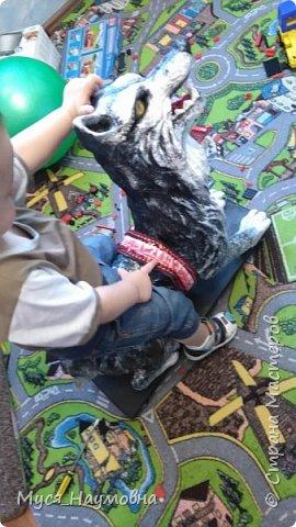 Многие в детстве мечтали верхом на Сером-волке добыть себе жар-птицу или златогривого коня,увидеть мгновенно заморские страны.... фото 15