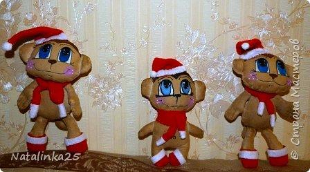 Манки-обезьянки фото 1
