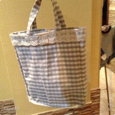 Первая сумочка для садика фото 3